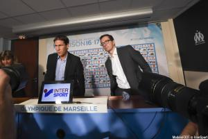 Rudi Garcia va retrouver d'anciens collaborateurs à Marseille.