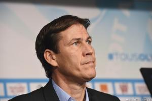 Rudi Garcia visera les trois points à Montpellier.