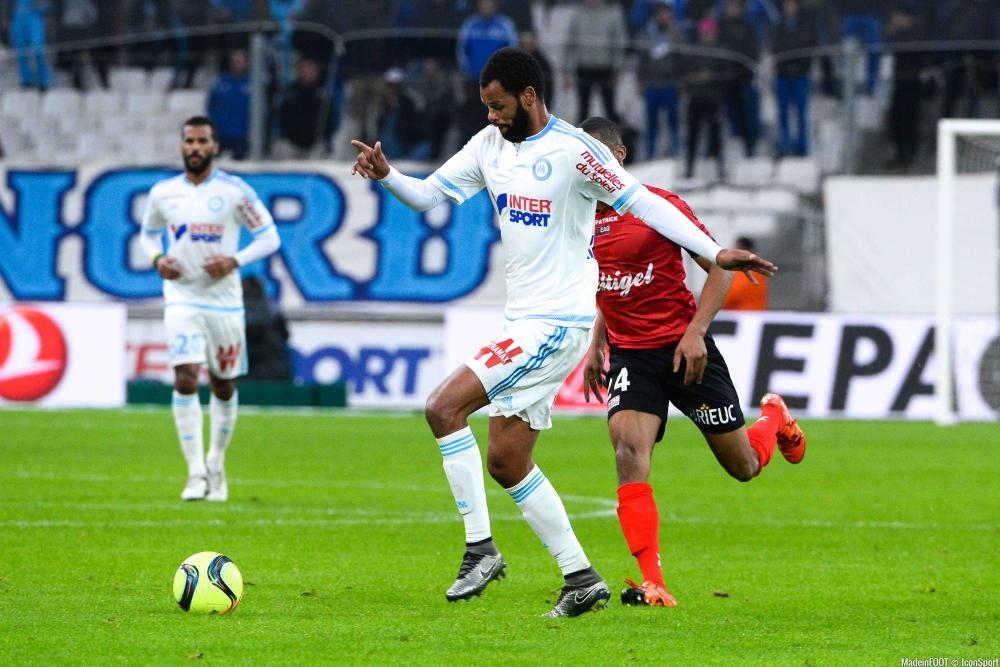 Le défenseur Portugais reste à l'OM cette saison