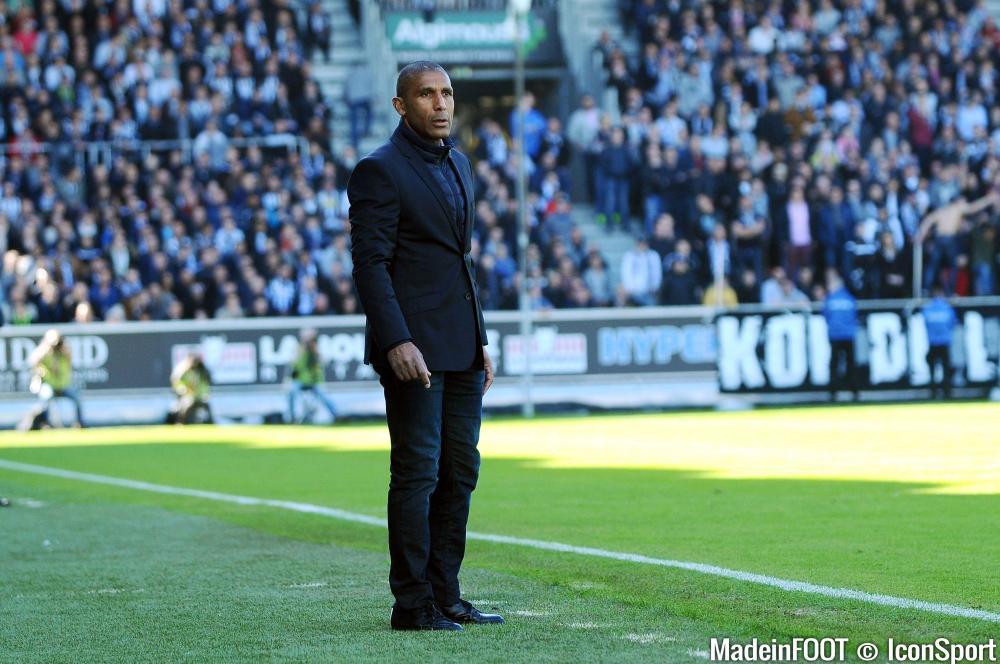 Franck Passi s'est dit soulagé après la victoire de son équipe sur la pelouse d'Angers (0-1)