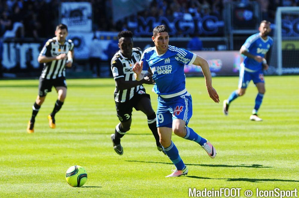 L'OM a dominé le SCO Angers (0-1), ce dimanche après-midi.