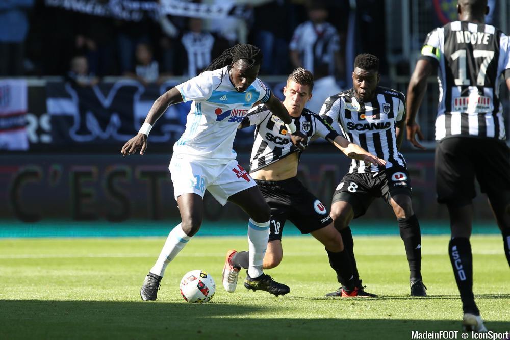 Le SCO Angers et l'OM se sont quittés dos à dos (1-1), ce dimanche après-midi.