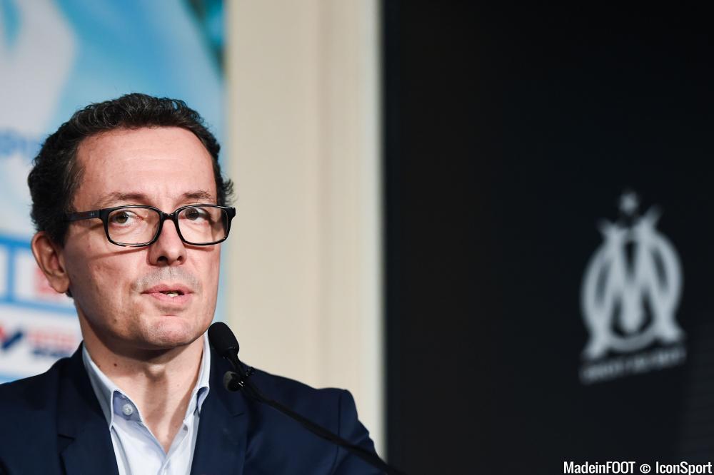 Jacques-Henri Eyraud et l'OM vont devoir se pencher sur le sujet du fair-play financier.