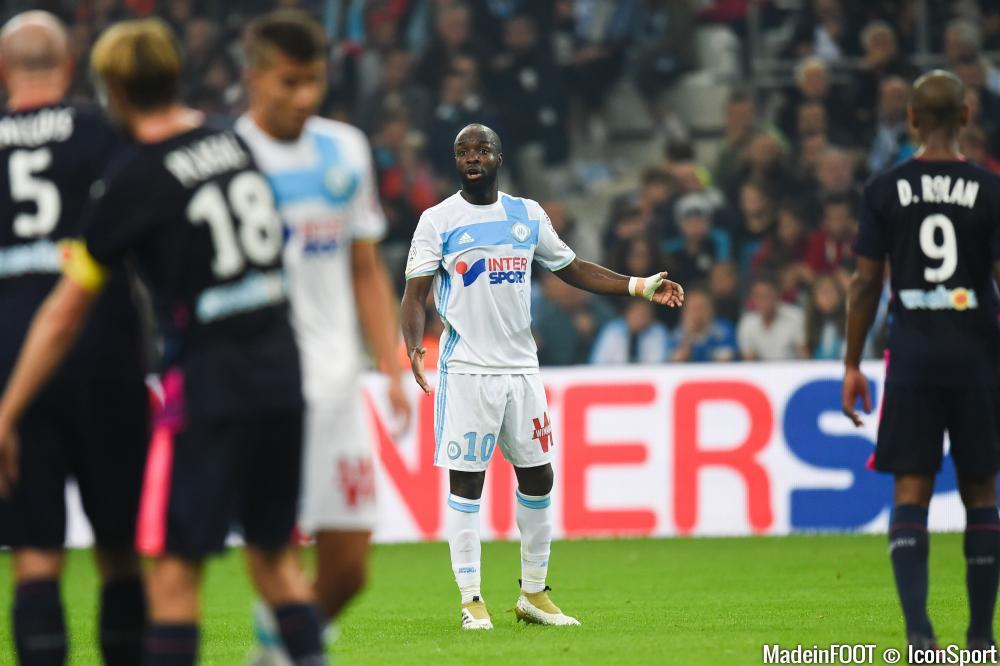 Lassana Diarra n'aura pas une place de titulaire assurée à son retour.