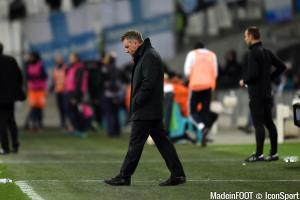 Le groupe du FC Metz pour le match face à l'OM.