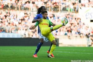 Adrien Thomasson (FC Nantes) est forfait pour le match face à l'OM.