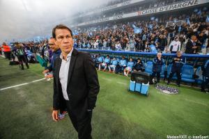 Rudi Garcia (OM) n'apprécie pas les critiques qui visent certains de ses joueurs.
