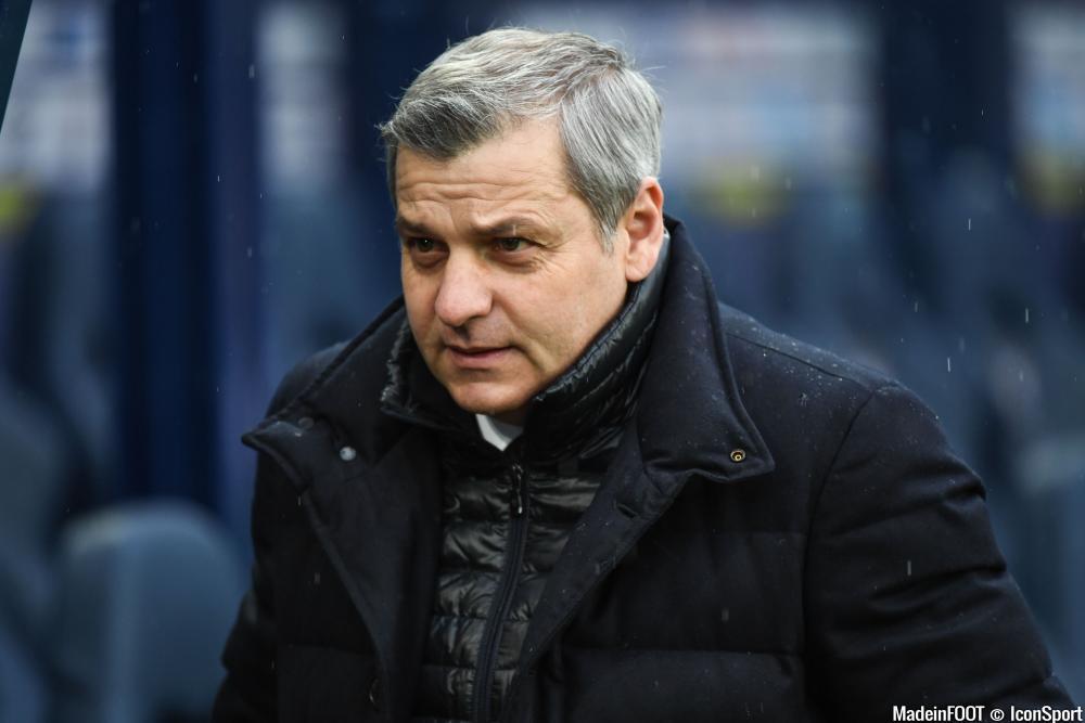 Bruno Genesio regrette l'issue de ce match serré face à Marseille
