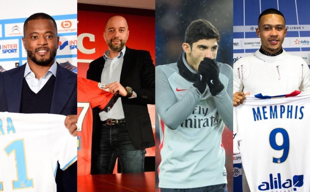 Les clubs de Ligue 1 se sont montrés actifs sur ce mercato d'hiver !