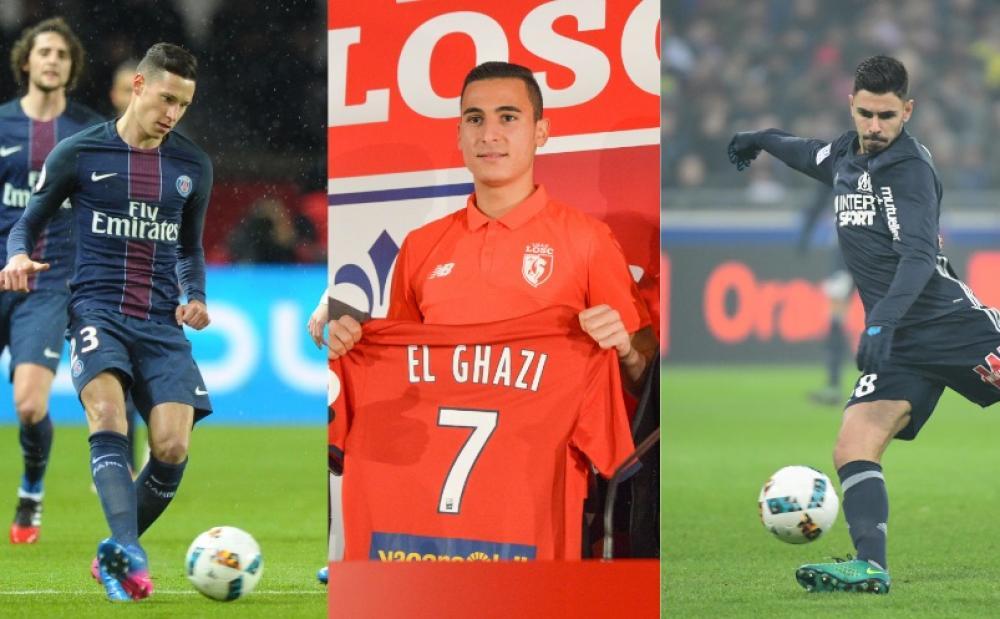 Le top 10 des plus gros transferts en France.
