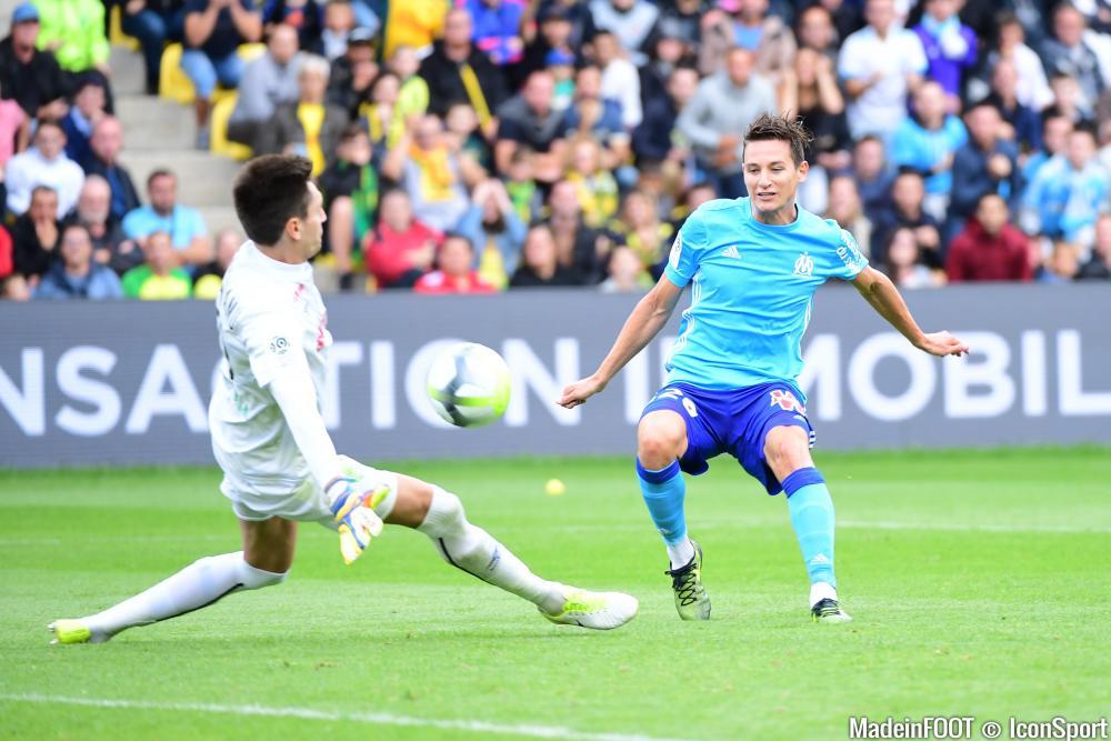 Florian Thauvin va changer d'agent.