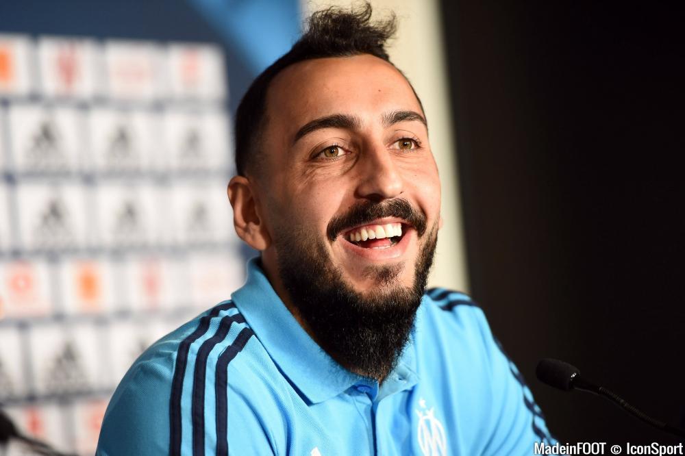 Kostas Mitroglou est Marseillais depuis jeudi soir.