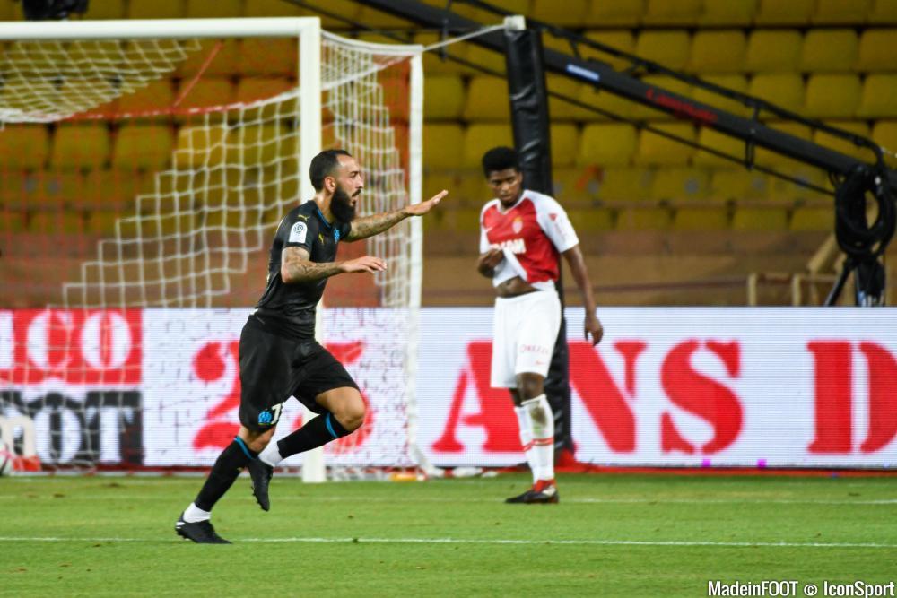 Mitroglou a inscrit le premier but de la rencontre
