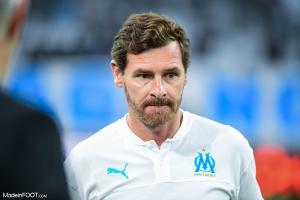 André Villas-Boas, l'entraineur de l'Olympique de Marseille