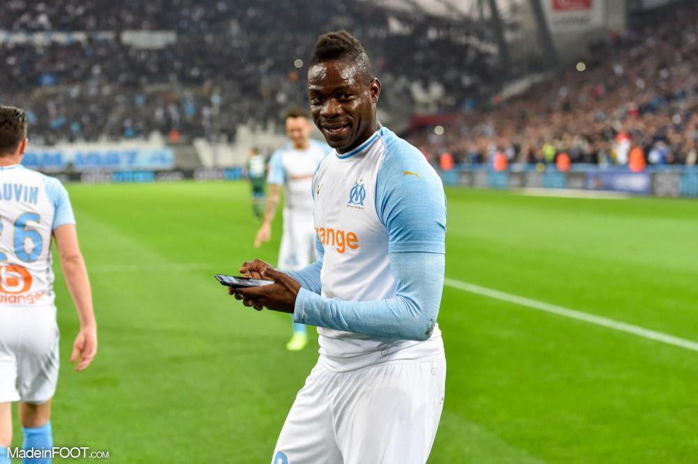 Cissé veut voir Balotelli à l'OM la saison prochaine.
