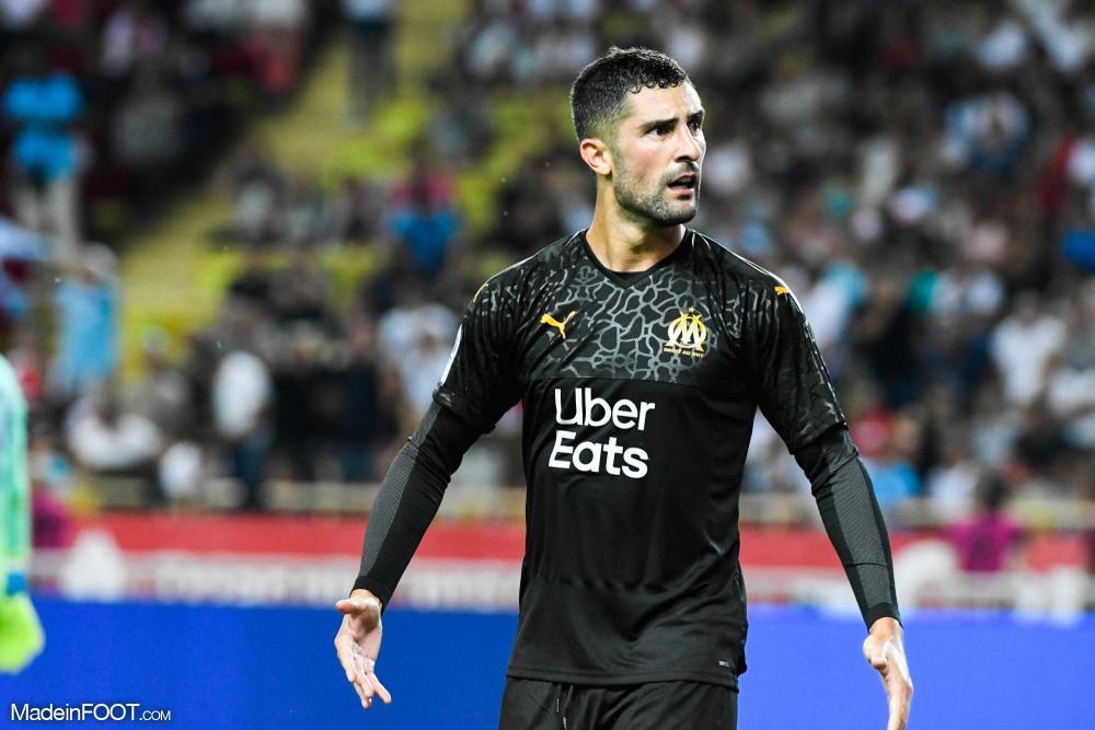 Alvaro veut rester à Marseille