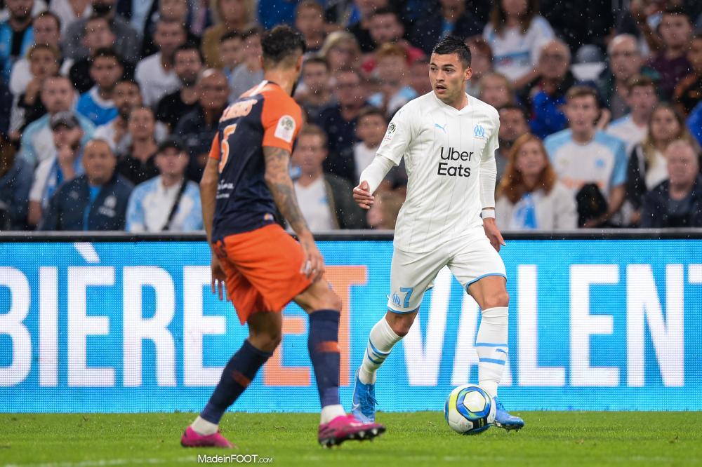 Radonjic a inscrit ses deux premiers buts avec l'OM lors de ses deux derniers matchs.
