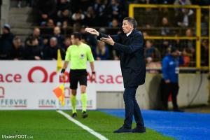 Thierry Laurey ne rêve pas d'un plus grand club
