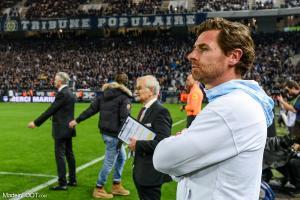 Villas-Boas réagit à la défaite face à Manchester City