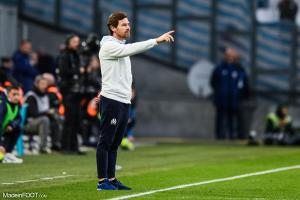 Villas-Boas explique le match face à Lens