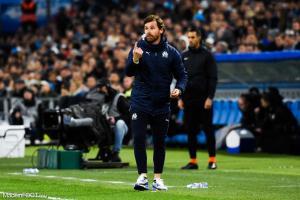 André Villas-Boas, l'entraîneur de l'Olympique de Marseille, est en quête d'un latéral gauche.
