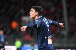 Leonardo Balerdi (21 ans) a été titularisé pour le premier match de l'OM en L1.