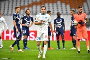 Florian Thauvin sera en fin de contrat à la fin de la saison