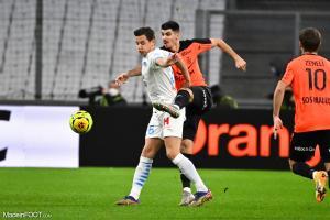 L'album photo du match entre l'Olympique de Marseille et le Stade de Reims.