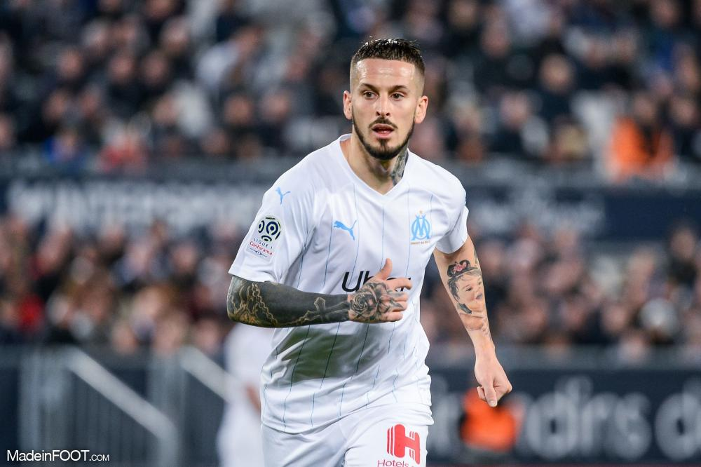 Dario Benedetto espère marquer son premier but cet après-midi à Lorient