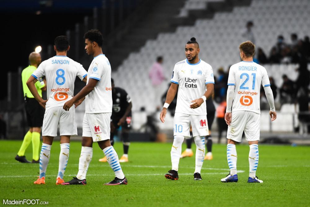 L'Olympique de Marseille affronte Manchester City pour la seconde journée de Ligue des champions