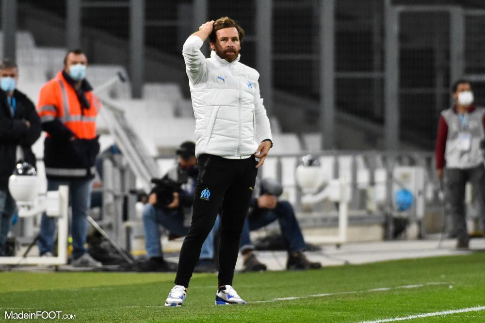 L'entraîneur de l'OM André Villas-Boas évoque le dossier Milik