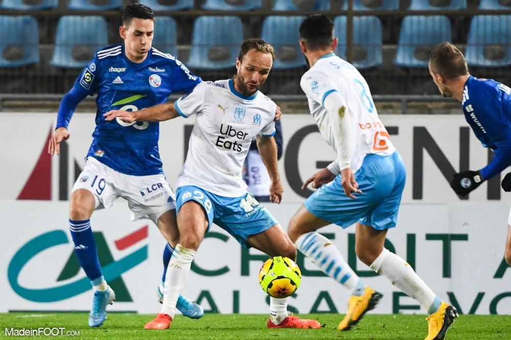 Marseille avait gagné (0-1) à l'aller