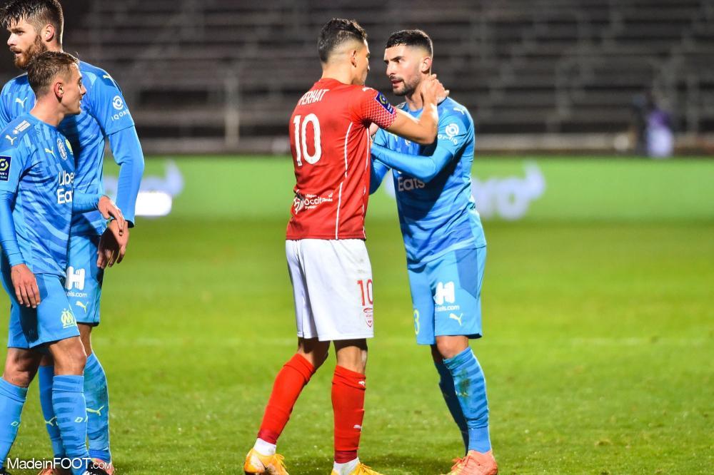 Alvaro Gonzalez a signé sa première passe décisive de la saison face à Nîmes