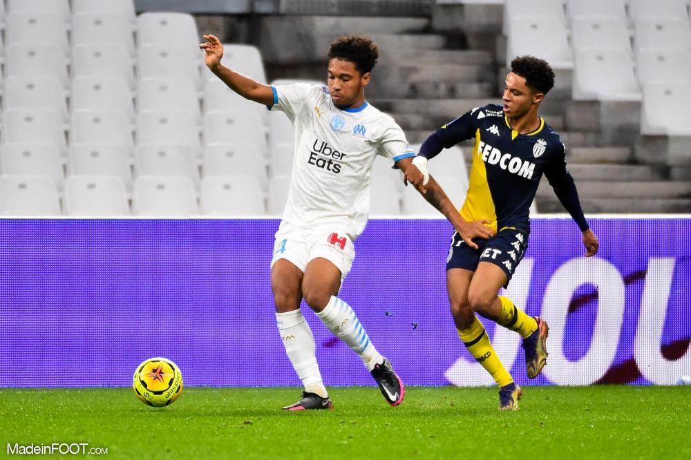 Malgré son jeune âge, Boubacar Kamara a déjà disputé 122 matchs avec l'OM.