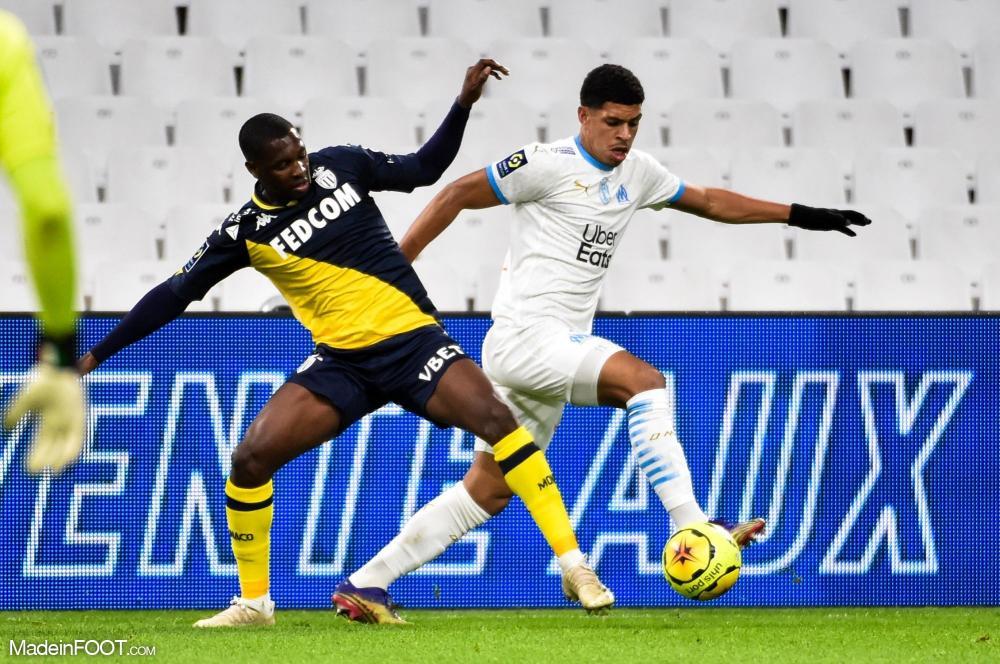 Les compos probables de Monaco-Marseille