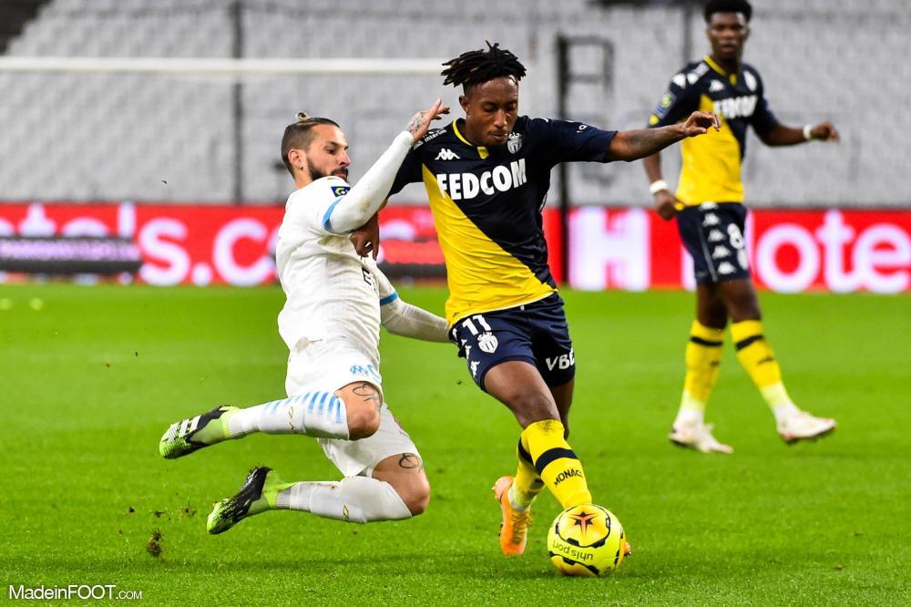 L'Olympique de Marseille s'est imposé face à l'AS Monaco (2-1), ce samedi après-midi en Ligue 1.