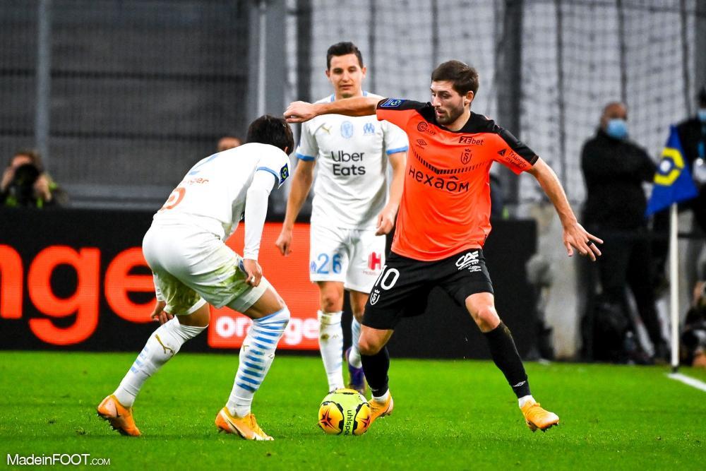 Le Stade de Reims reste sur quatre matchs sans défaite contre l'OM