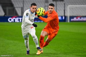 L'album photo du match entre l'Olympique de Marseille et le Montpellier Hérault Sport Club.