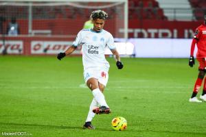 Boubacar Kamara compte 122 matchs sous la tunique marseillaise