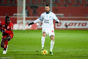 L'album photo du match entre le Dijon FCO et l'Olympique de Marseille.