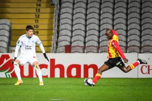 L'album photo du match entre le RC Lens et l'Olympique de Marseille.