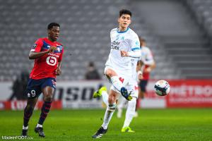 Depuis son arrivée à Marseille l'été dernier, Leonardo Balerdi a participé à 19 rencontres, dont 18 fois en tant que titulaire