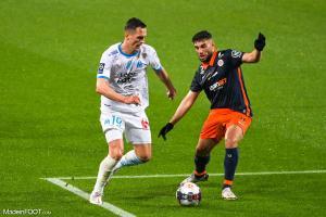 L'album photo du match entre le Montpellier HSC et l'Olympique de Marseille.