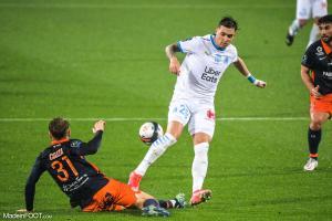 Pol Lirola, arrière droit de l'Olympique de Marseille