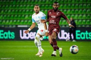 L'album photo du match entre le FC Metz et l'Olympique de Marseille.