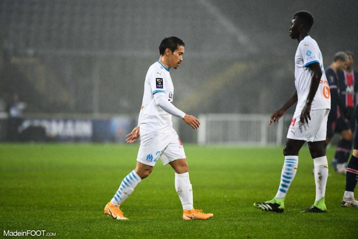L'OM s'incline