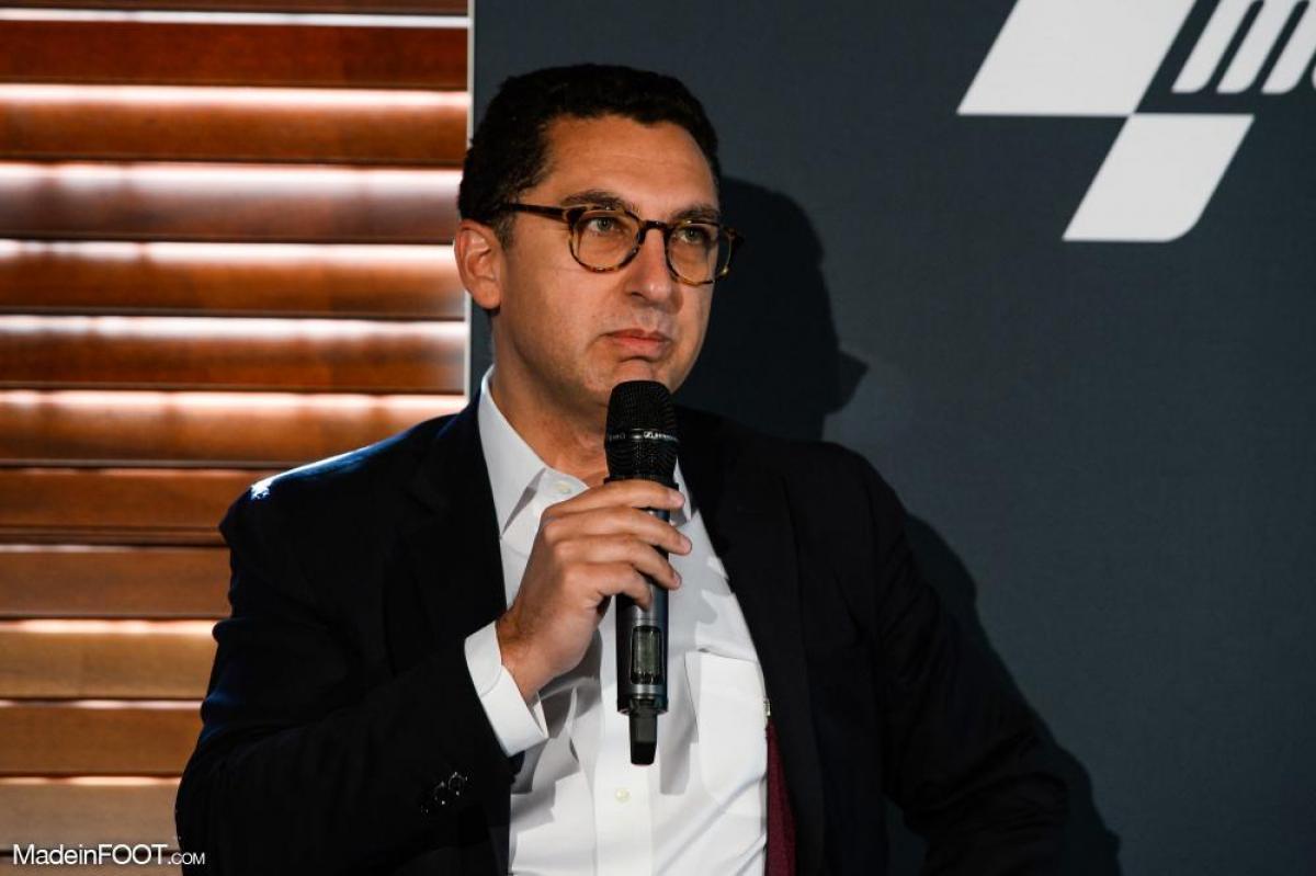 Maxime Saada, le président de Canal +.