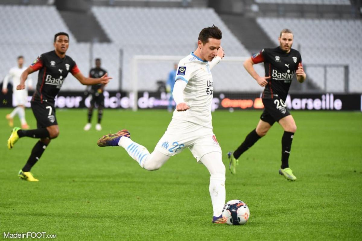 L'Olympique de Marseille a chuté face au Nîmes Olympique (1-2), ce samedi après-midi en Ligue 1.