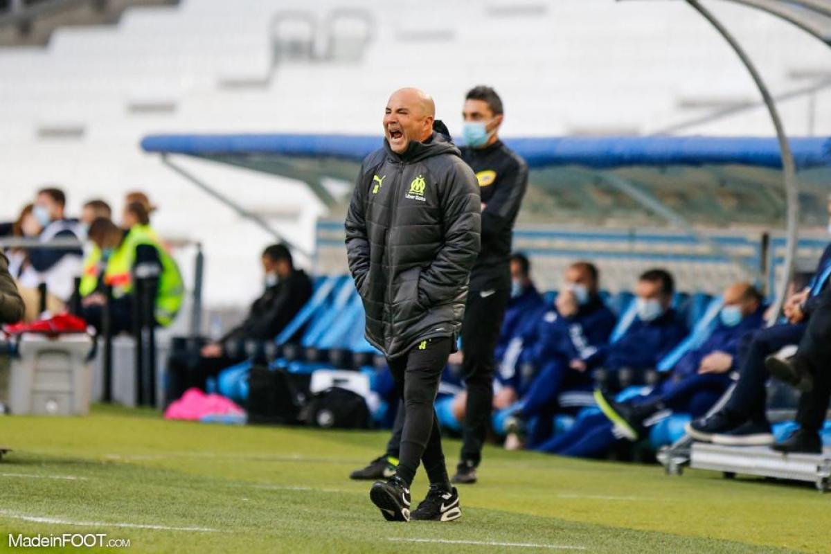 Jorge Sampaoli n'a connu qu'un seule défaite depuis son arrivée à Marseille