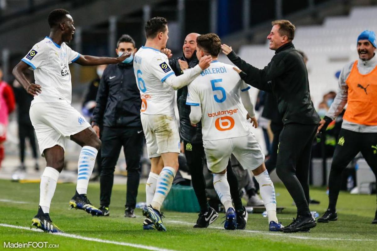 Depuis son arrivé à Marseille, Jorge Sampaoli comptabilise deux victoires et une défaite à la tête du club